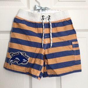 NWT Brand New! GAP Boys Swimming Shorts 3T